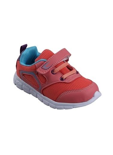 Cool 20-S27 Pembe Kız Çocuk Bebe Günlük Spor Ayakkabı Pembe